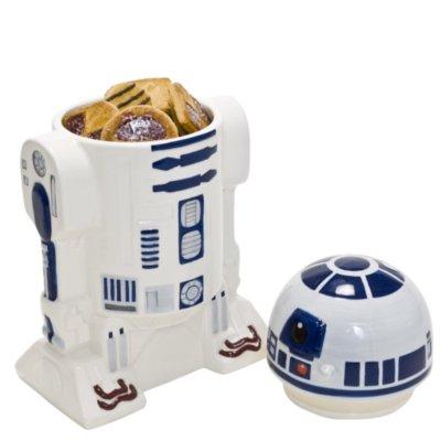 Déco Star Wars boite à gâteaux R2D2