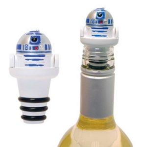 Gadget Star Wars bouchon de bouteille R2D2