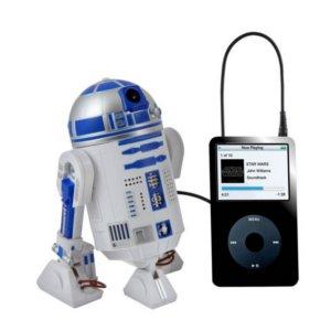 Cadeau Star Wars haut-parleur R2D2