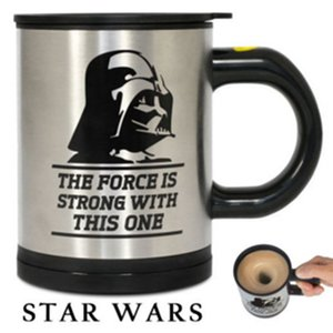 Cadeau Star Wars mug mélangeur Dark Vador