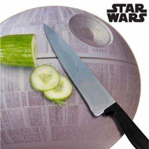 Gadget Star Wars planche à découper Etoile de la Mort