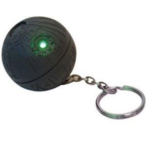 Cadeau Star Wars porte-clés Etoile de la Mort
