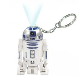 Goodies Star Wars porte-clés R2D2