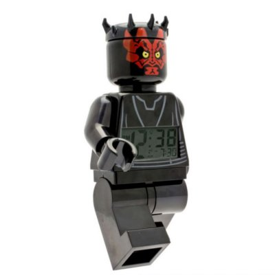 Réveil Star Wars Lego Dark Maul