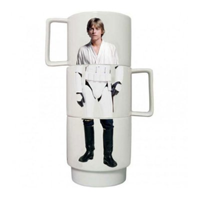 Mug Star Wars tasses empilables