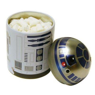 Cadeau Star Wars boite à bonbons R2D2