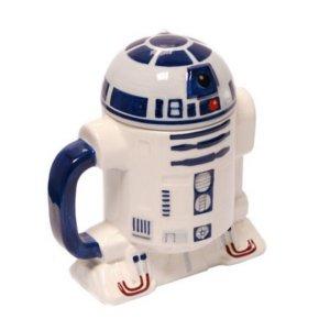 Mug Star Wars R2D2 3D