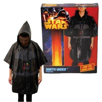 Cadeau Star Wars poncho Dark Vador
