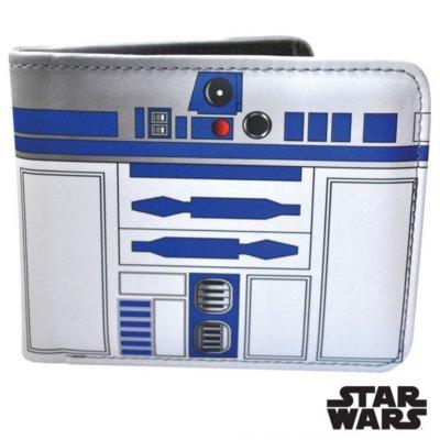 Cadeau Star Wars Portefeuille R2D2