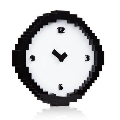Horloge originale design Pixel