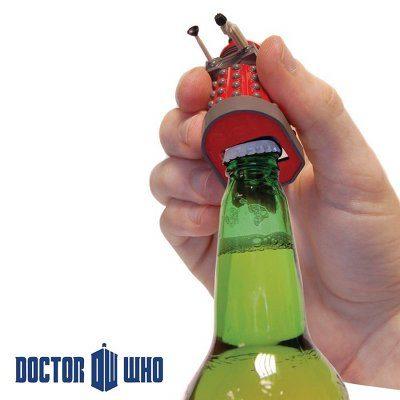 Décapsuleur original Doctor Who