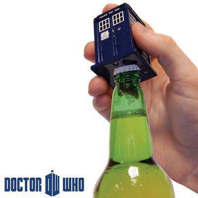 Décapsuleur design Doctor Who