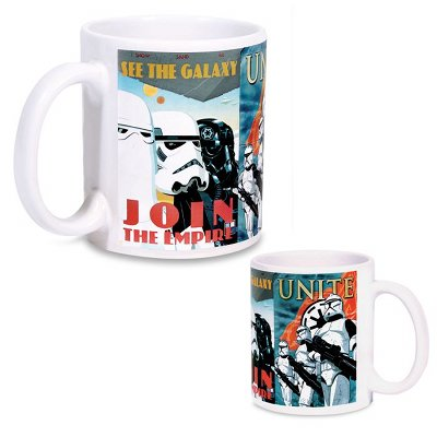 Mug Star Wars Heroes & Villains