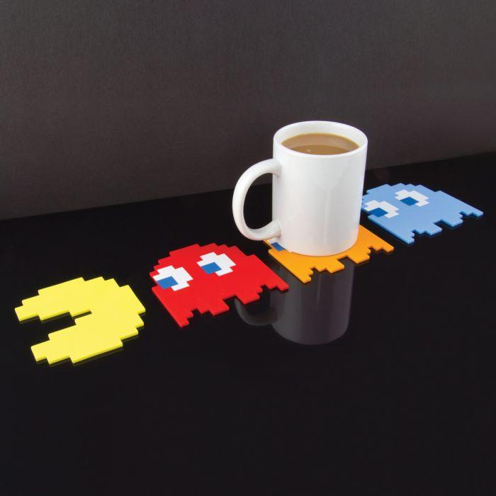 Dessous de verre Pacman