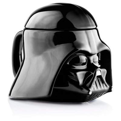 Mug Star Wars Dark Vador en 3D