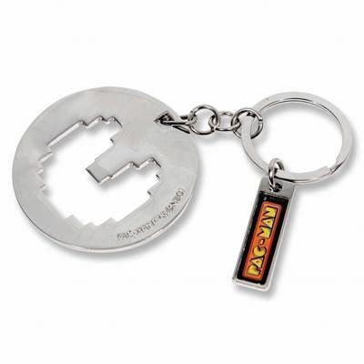 Porte-clés décapsuleur Pacman