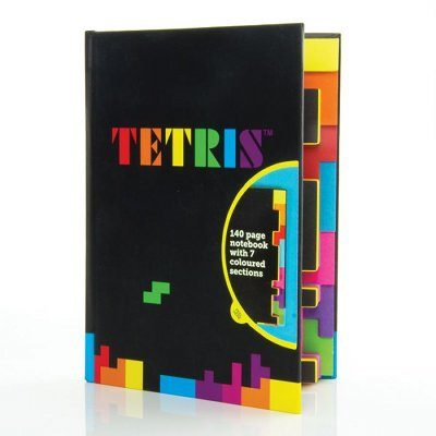 Carnet de notes original Tetris