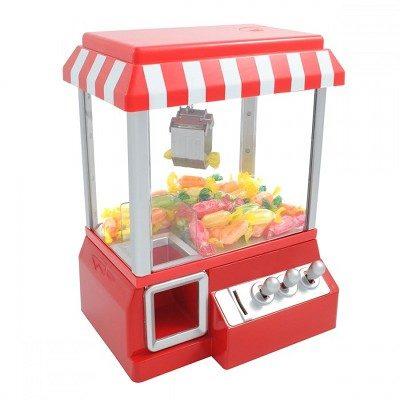 Machine attrape bonbon fête foraine