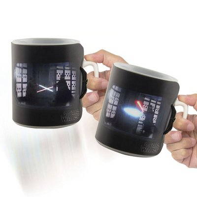 Mug animé Star Wars Duel