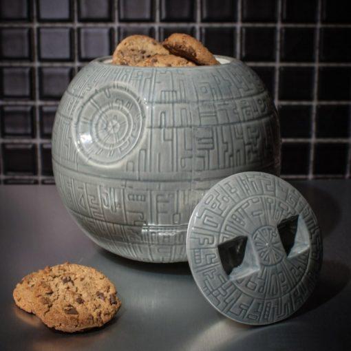 Boite gâteaux Star Wars Etoile de la Mort
