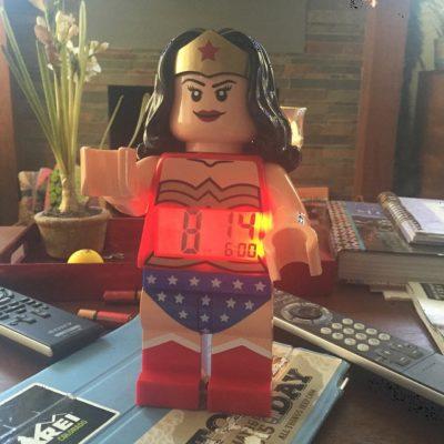 Réveil Lego Wonder Woman
