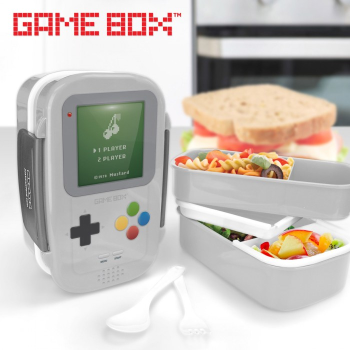 Lunch Box GameBoy