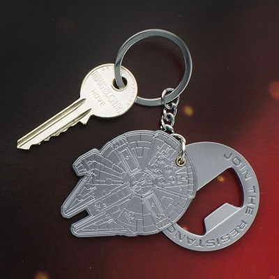 Porte-clés décapsuleur Faucon Millenium