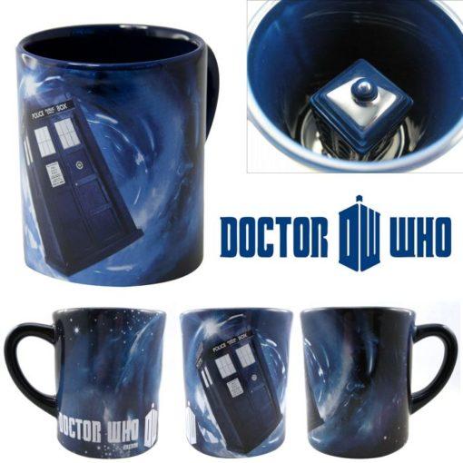 Mug Doctor Who 3D