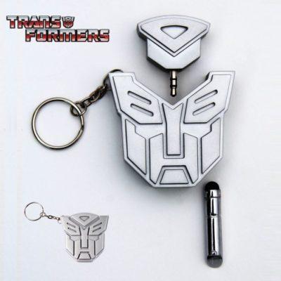 Porte-clés Transformers 2 en 1