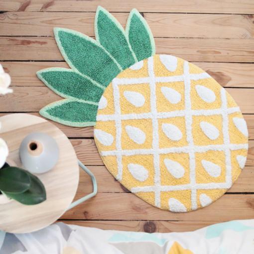 tapis ananas