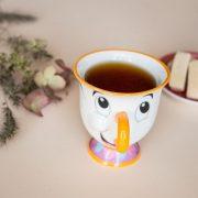 service à thé La Belle et la Bête