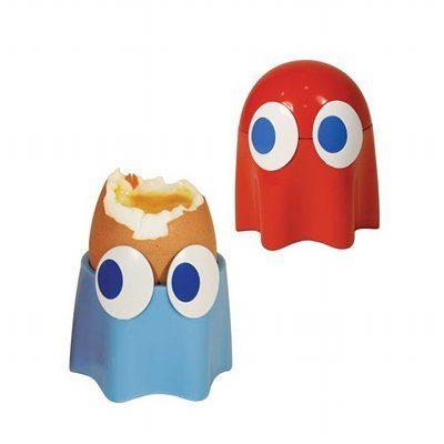 Coquetiers Pacman Fantômes