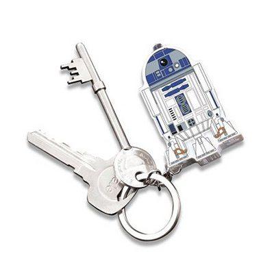 Porte-clés localisable R2D2