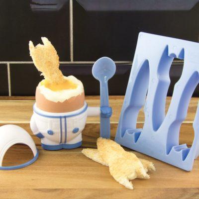 Kit Coquetier Eggstronaute